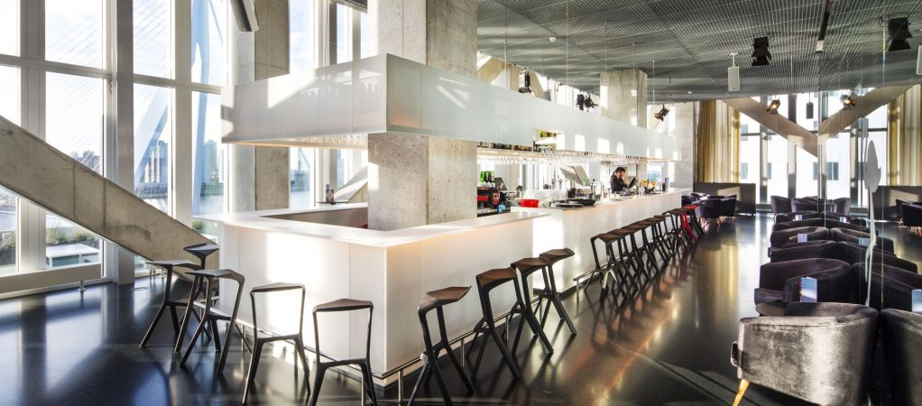 Best hotel design 2014 for nhow rotterdam molsbergen for Designhotel rotterdam